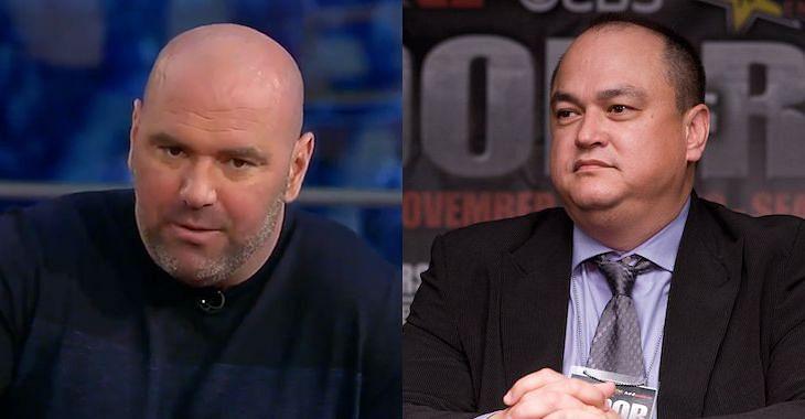 UFC President Dana White still runs a better promotion than his rival Scott Coker