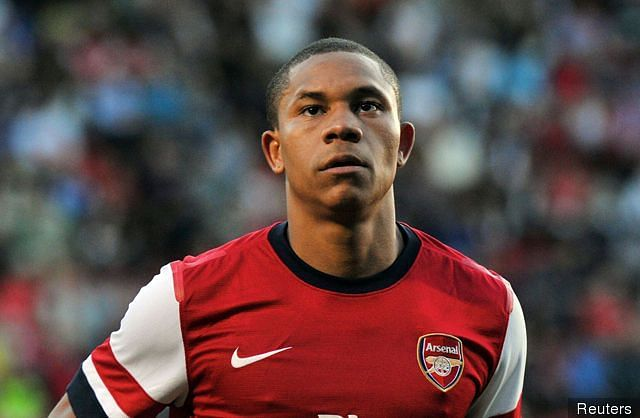 Silva was signed by Arsenal in 2011