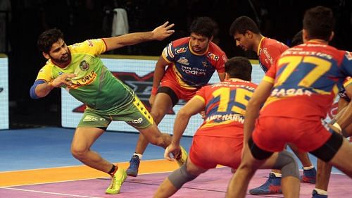 Kabaddi is coming up as a good source of revenue