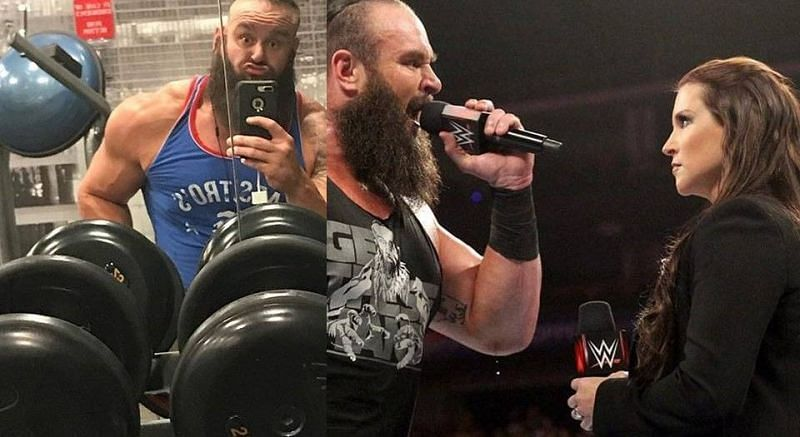 Braun Strowman could finally slay The Beast, when he faces him at WrestleMania 35