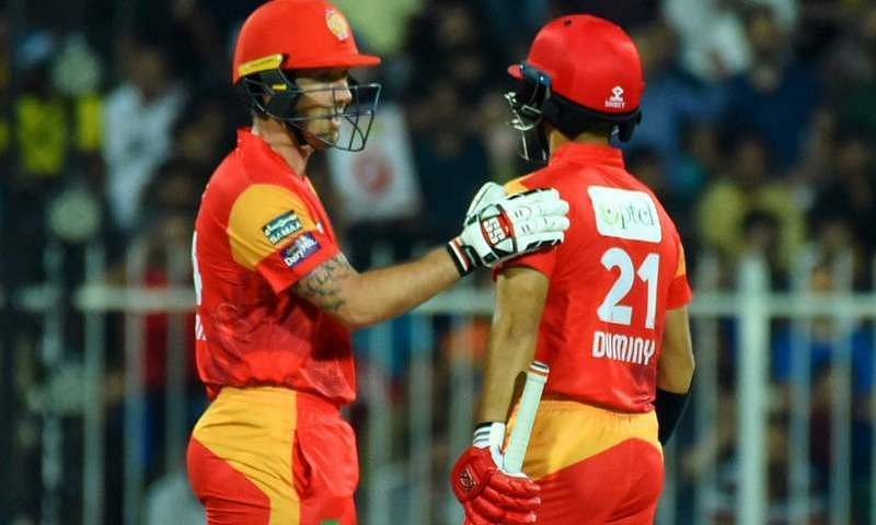 Luke Ronchi (L) is the only overseas player to be retained by Islamabad United.