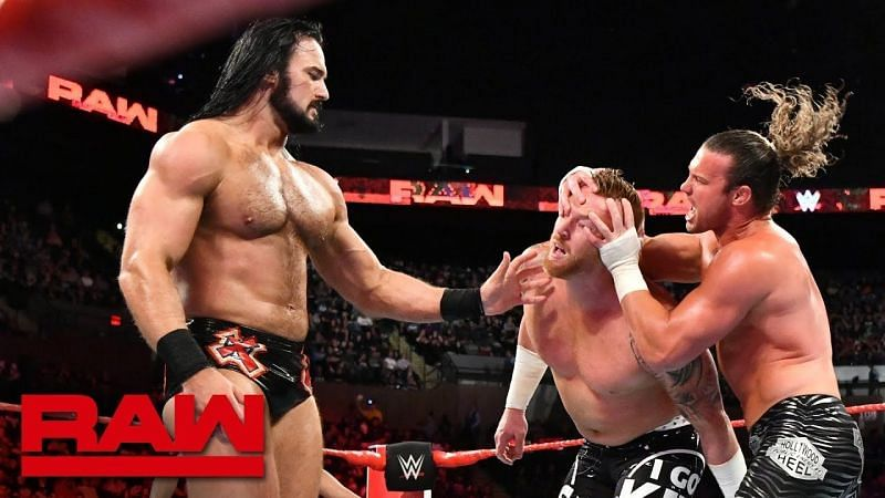McIntyre made his main roster return early this year