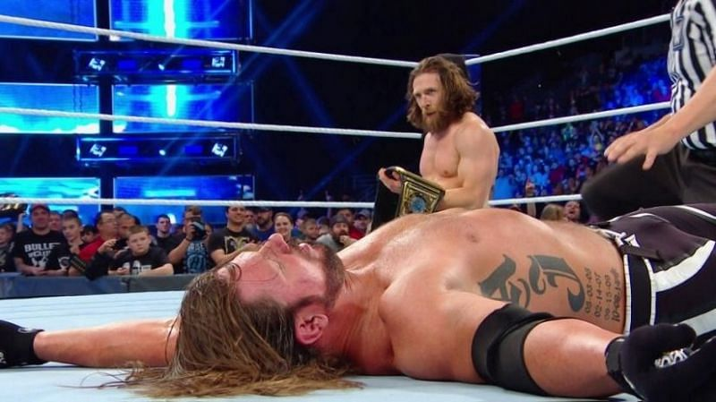 Daniel Bryan shook the WWE Universe to its core after turning heel on SmackDown Live