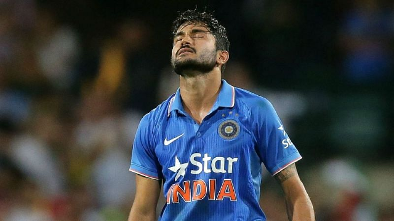 Will Manish Pandey get a chance in the first T20I?