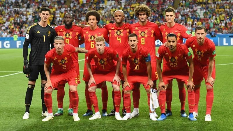 Belgium is all set to lose their Number one FIFA team ranking