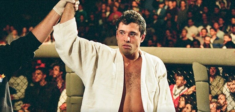 Royce Gracie: Dominated the early years of the UFC