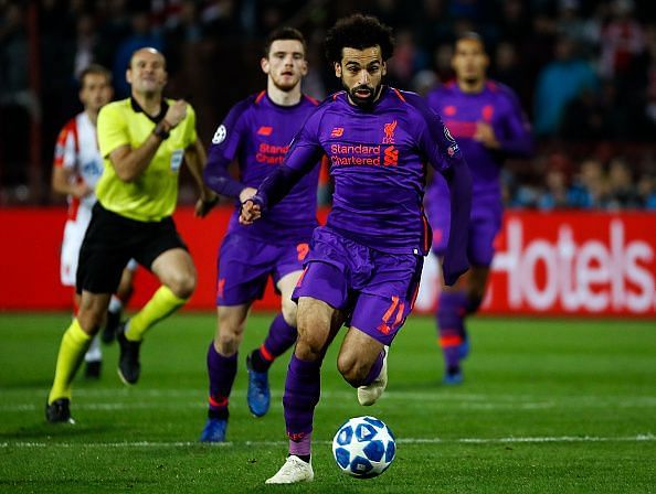 Liverpool slumpe
