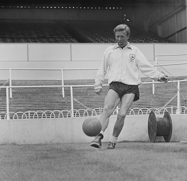 Terry Medwin - The last man to score for Wales in a World Cup