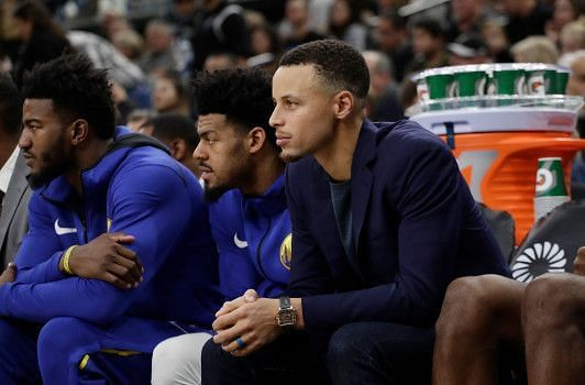 NBA 2018-19: Are the Golden State Warriors indeed Steph Curry's team?