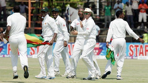 Zimbabwe aim to end a five-year drought