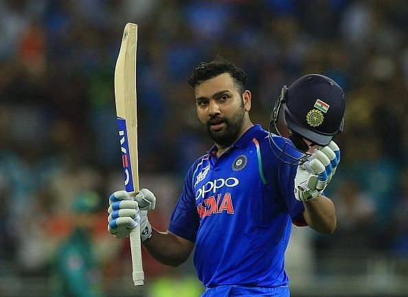 Rohit Sharma has scored three double centuries in the 50-over format