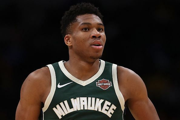 The Greek Freak continues to get better