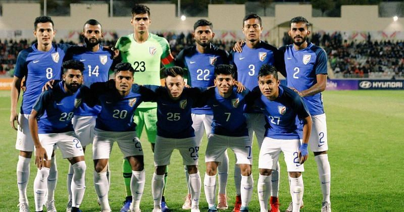 Indian national football team suffered a defeat against Jordan and is likely to go down in the FIFA rankings.