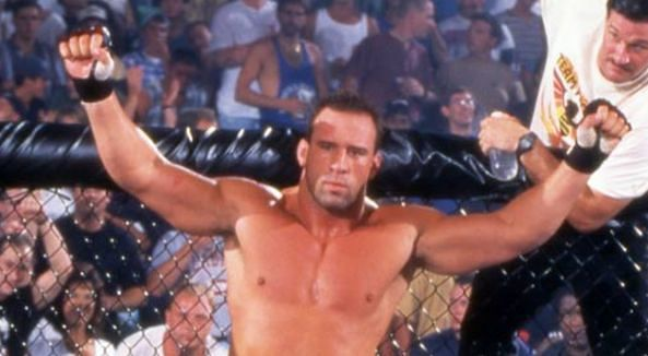 Mark Coleman: Became the first man since Royce Gracie to win back to back UFC tournaments