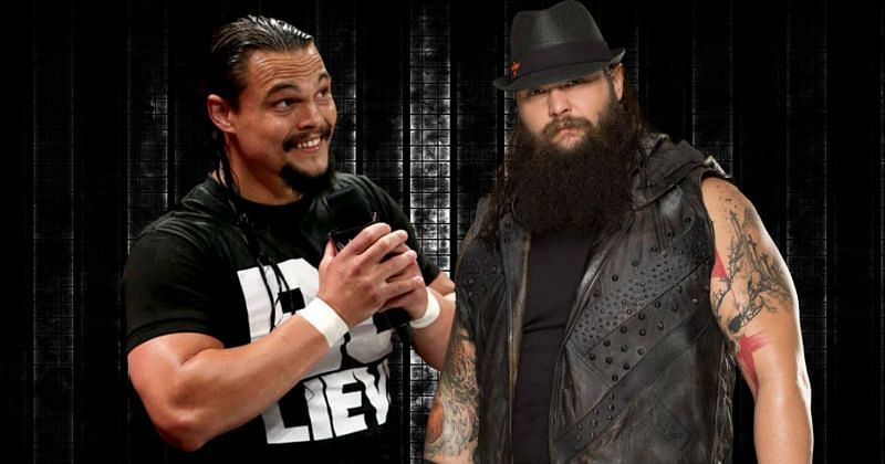 Image result for bo dallas and bray wyatt