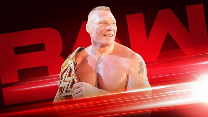 Brock Lesnar is speculated to lose the title at next year