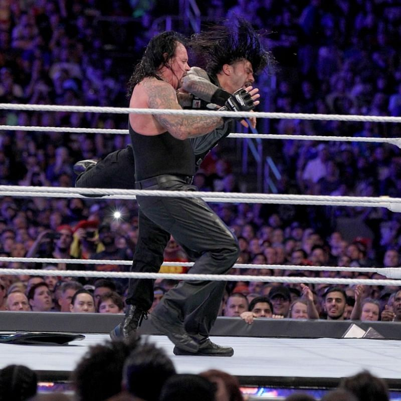 The last Wrestlemania to take place in Florida saw Roman Reigns defeat the Undertaker in 2017.