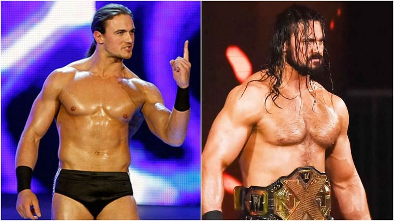 Drew McIntyre has come a long way in WWE since his failed run as