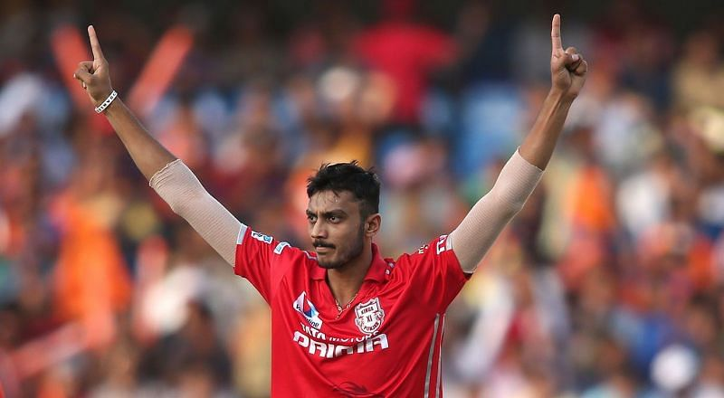 Axar Patel was a surprise release by KXIP