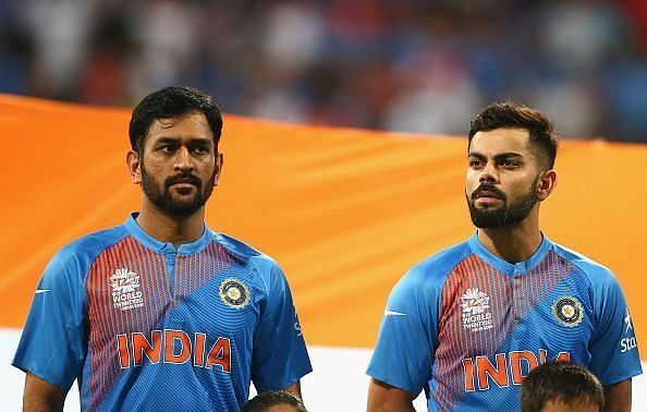 MS Dhoni and Virat Kohli are two of the popular cricketers on the planet