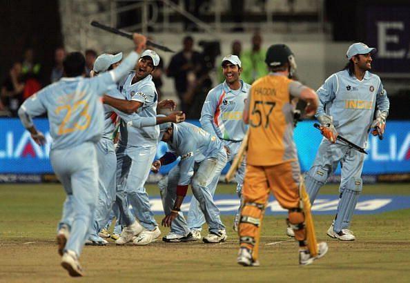 3 best T20I wins for India against Australia