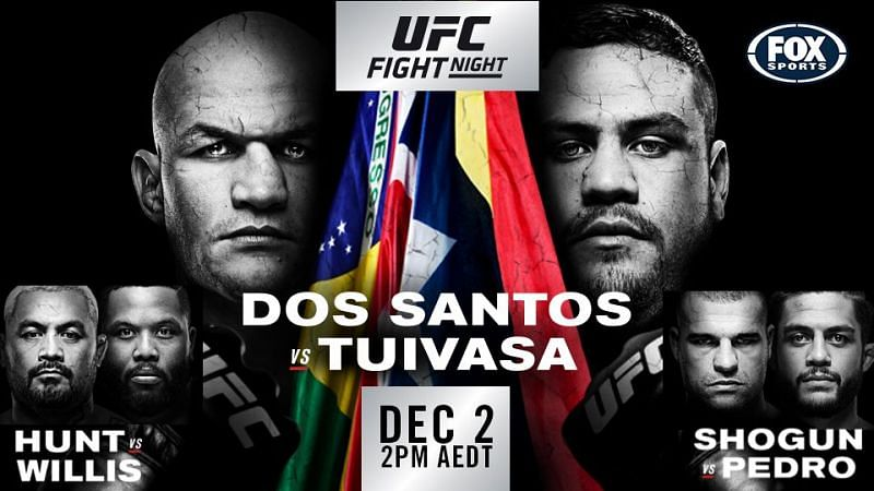 The UFC returns to Adelaide on Saturday for Fight Night 142