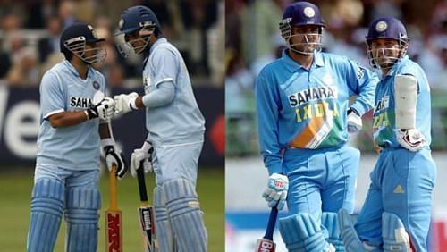 MOST SUCCESSFUL PARTNERSHIP OF INDIAN CRICKET IN ODI FORMAT