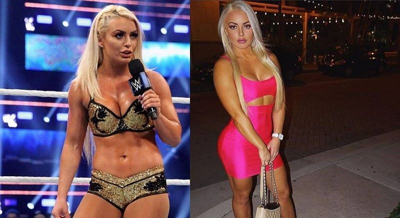 We take a look at how Mandy Rose lives up to her nickname of