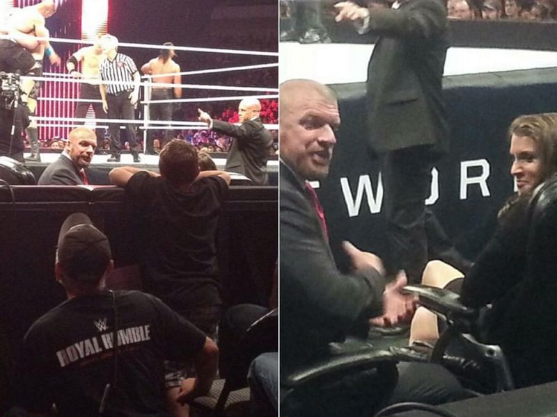 The Authority console a kid