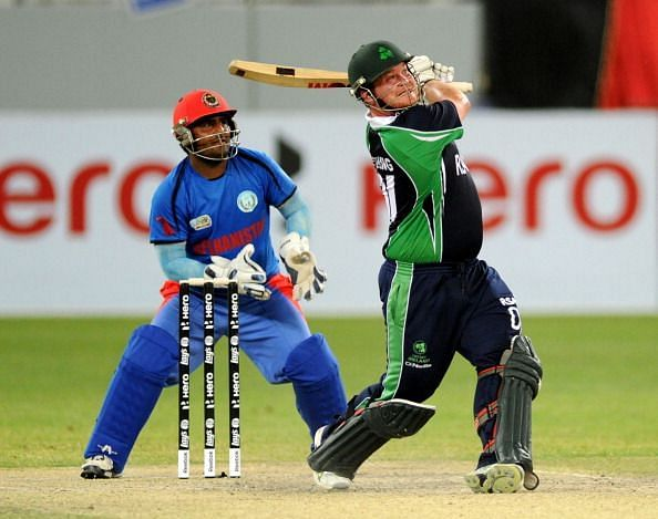 ICC World Cup Qualifier: Ireland v Afghanistan