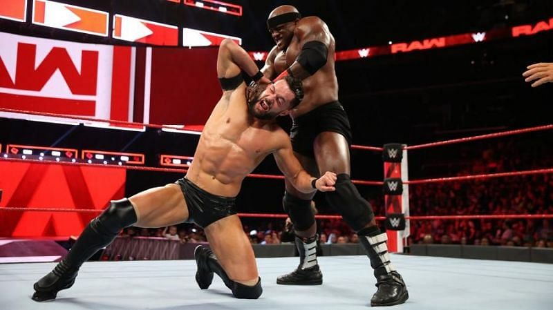 Balor has performed excellently against bigger foes