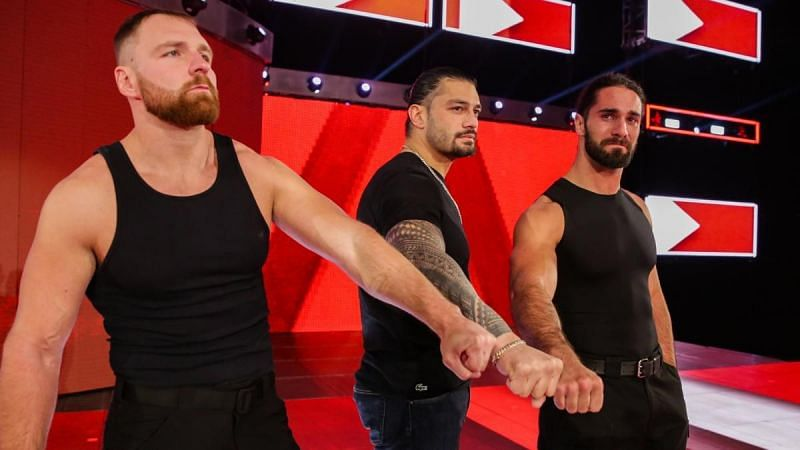 Seth Rollins spoke up about his Shield Brother