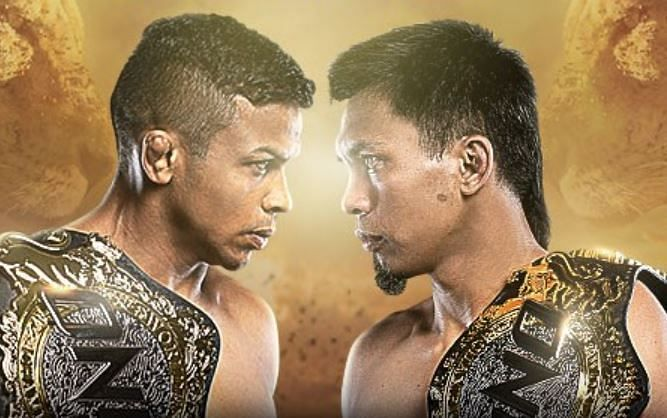 ONE FC, One: Heart of the Lion