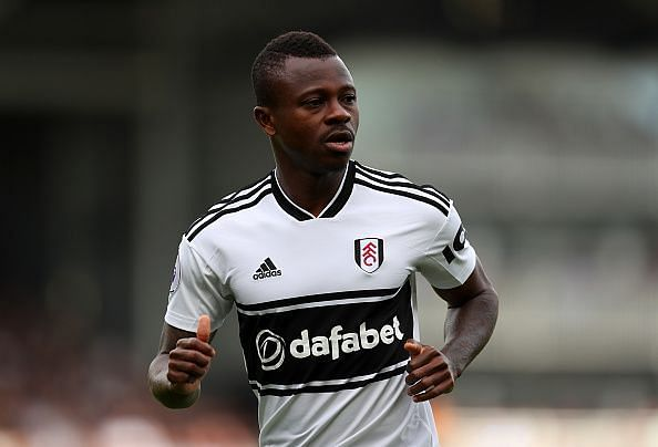 Seri has impressed, but has lacked any defensive cover behind him