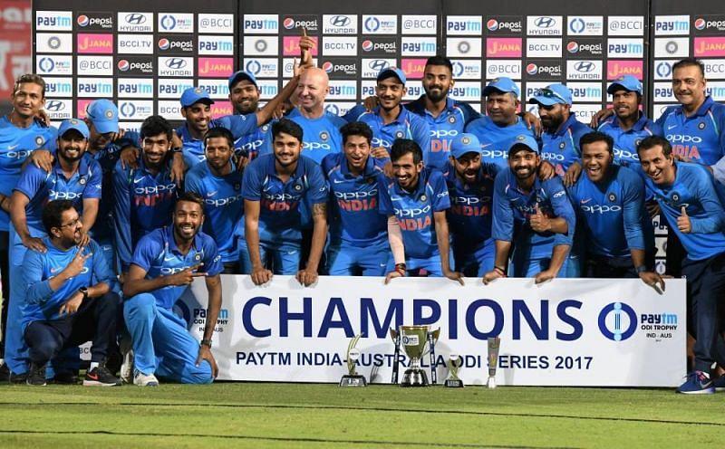Image result for team india winning series in australia