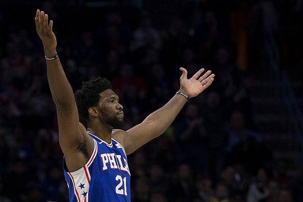Embiid has truly arrived in the NBA during the last 12 months