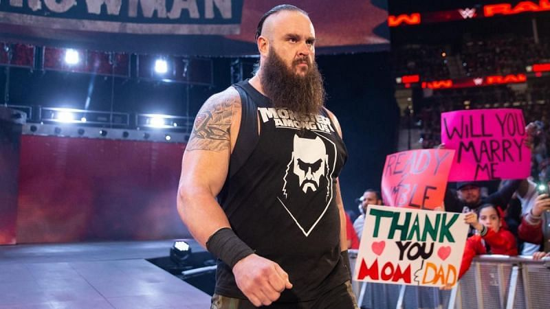 Who should replace Bruan Strowman at TLC?