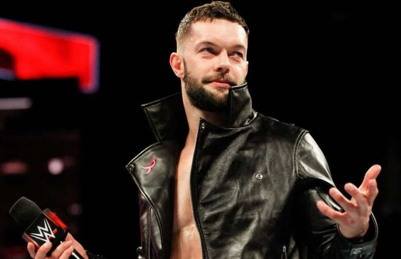 Finn Balor would further be buried at Survivor Series 2018