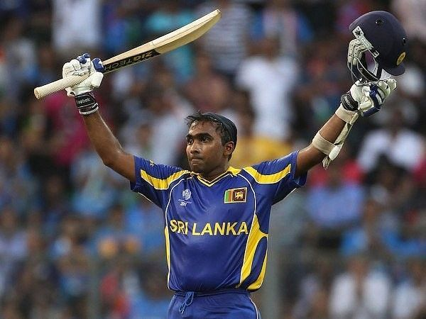 Only player to score centuries in both semi-final and final games of cricket worldcup