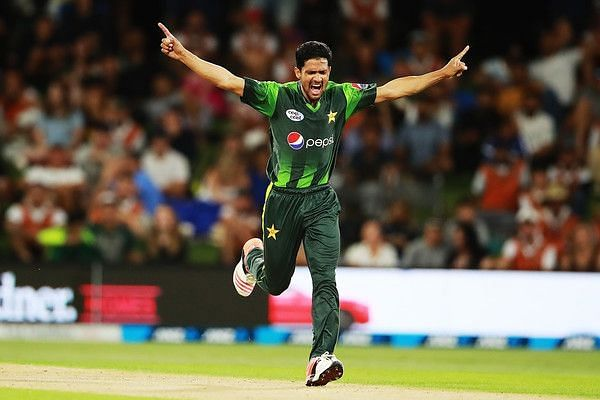 Aamer Yamin played four ODIs and two T20Is for Pakistan