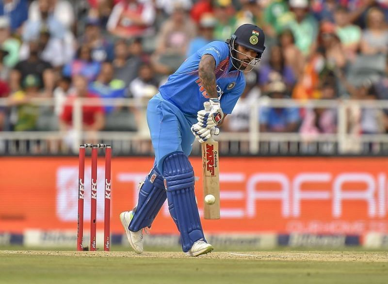 Image result for Shikhar Dhawan T20I