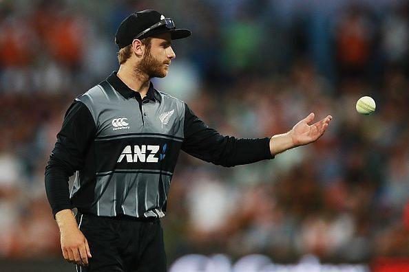 New Zealand Captain