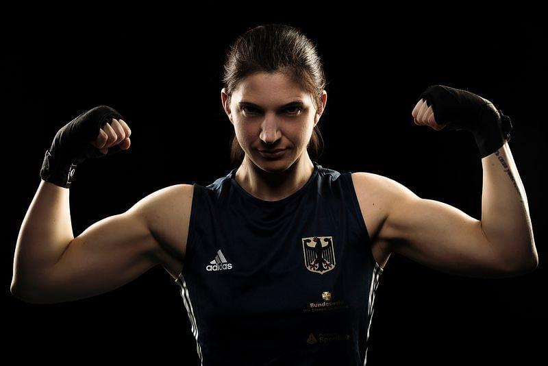 Nadine Apetz of Germany (Image Courtesy: Sportstiftung NRW)