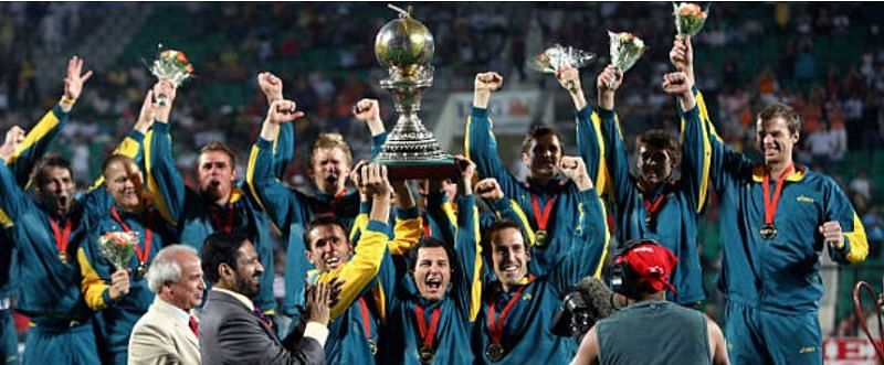 Australia lifted their second World Cup title