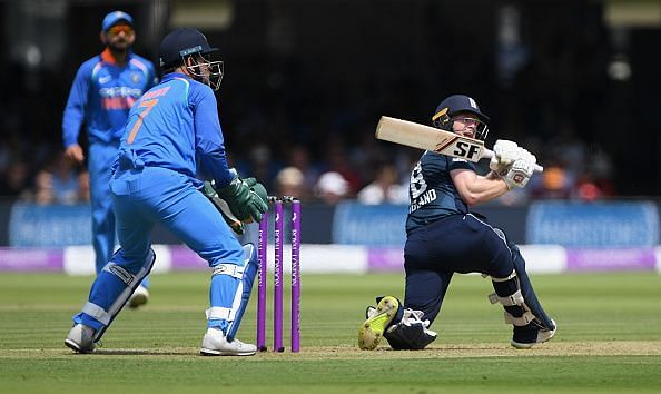 Dhoni has been an excellent keeper to spinners