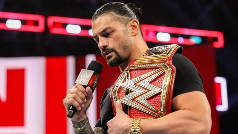 Roman Reigns revealed that he has leukemia on RAW
