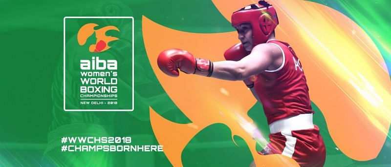 AIBA Women's World Boxing Championship in New Delhi, India (Image Courtesy: AIBA)