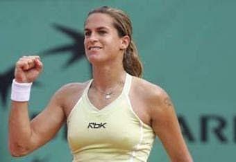 Amelie Mauresmo - 2006 Australian and Wimbledon Champion