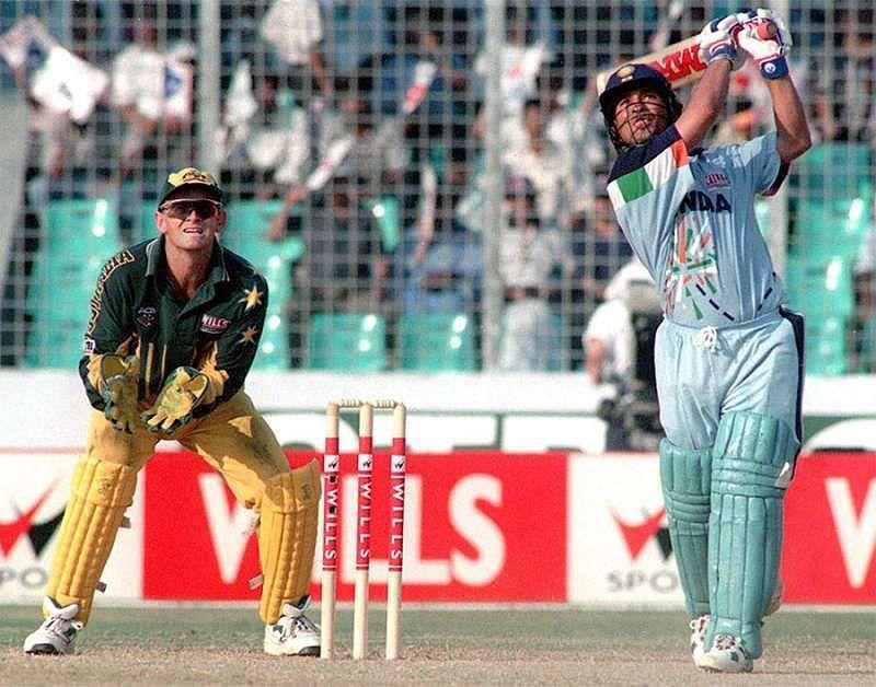 134(131 பந்துகள்) vs ஆஸ்திரேலியா, ஷார்ஜா, 1998