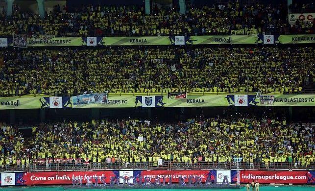 Manjappada, Kerala Blasters faithful